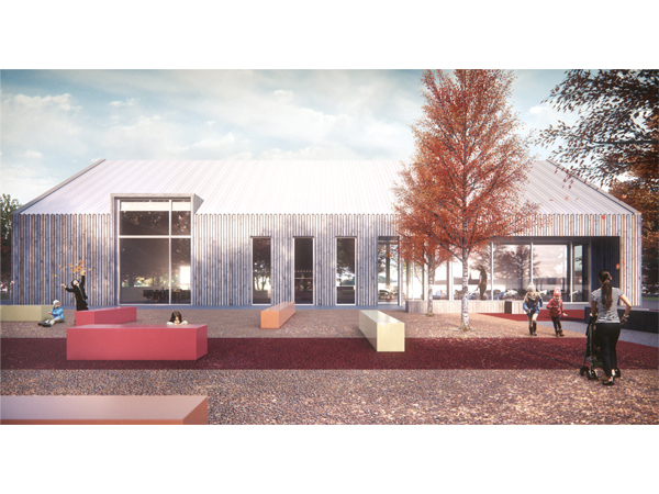 Tayport Community Hub (image by Collective Architecture)